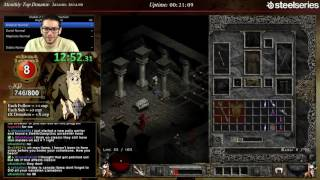 Diablo 2 - Classic Necro World Record Speedrun
