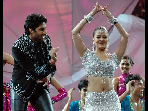 IIFA Awards Performance  Kajra Re feat Aishwarya Rai, Abhishek & Amitabh Bachchan