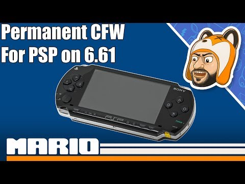 How to Mod Your PSP on Firmware 6.61 or Lower! - Infinity Permanent CFW
