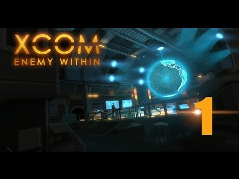 Прохождение XCOM: Enemy Within #1 - Война продолжается