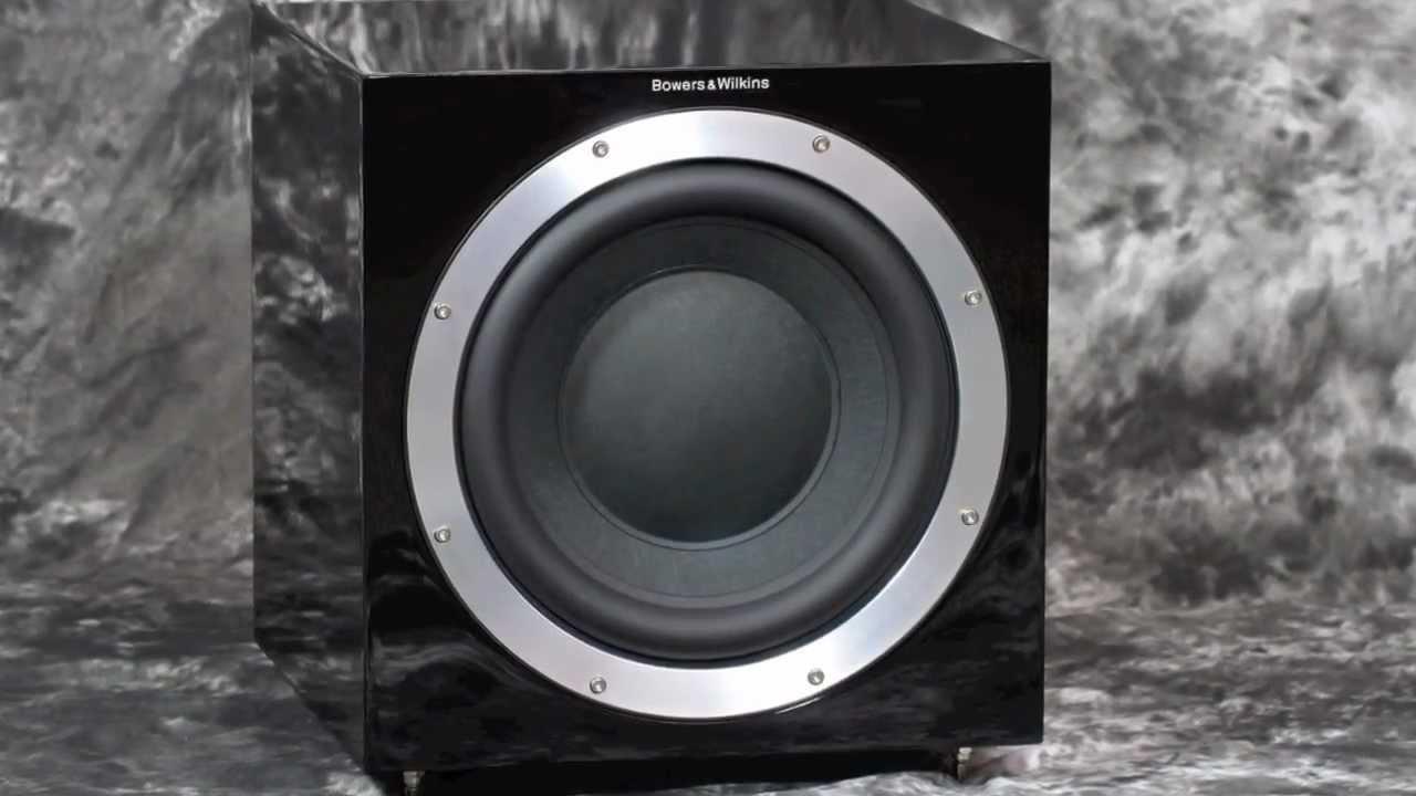 Stereo Design B U0026w Bowers  U0026 Wilkins Asw10cm Active