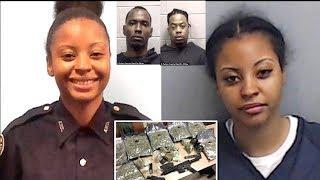 Atlanta Rogue Police Officer Caught In Drug Raid Resigns In Shame.