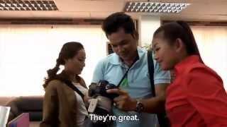 Smart Girls ep 1 - new Khmer TV drama (English subtitles)