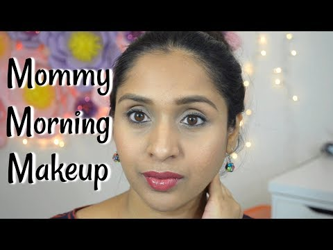 Quick Mommy Makeup Routine | Under 10 Minutes with 10 Products | deepikamakeup