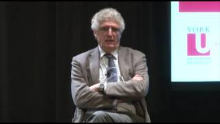 Dr. Stuart Shanker - What is self-regulation?