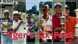 Documentary: Tiger's Six-Peat