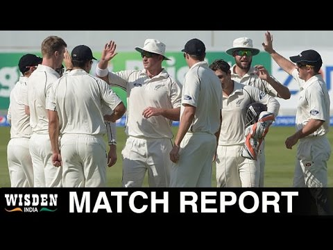 Pakistan v New Zealand, Day 3, 2nd Test | Match Report | Wisden India