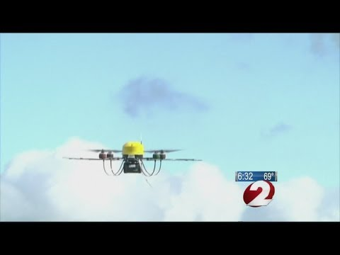 Drones arrive at Clark State Community College