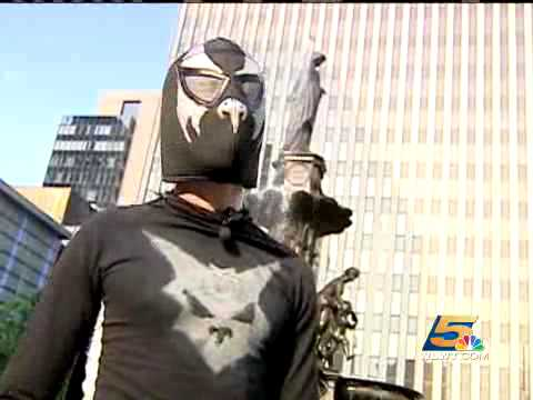 Cincinnati s Masked Super Hero: Part 2