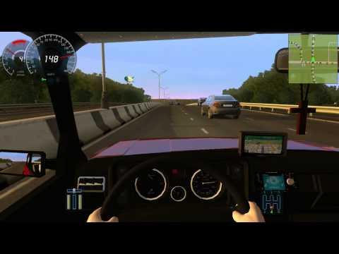 Смотреть в качестве HD 3D Инструктор 2.2.7 Ваз 2105 гонки+дтп HD гонки виде