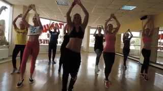 Zumba. Major Lazer – Watch Out For