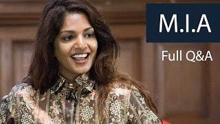 M.I.A | Full Q&A | Oxford Union
