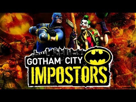 Gotham City Impostors - TDM PC