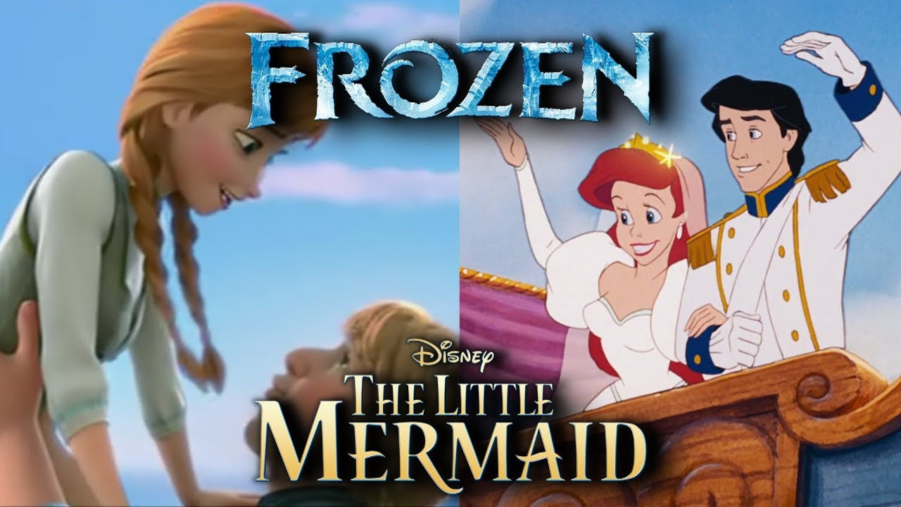 The Little Mermaid On Broadway  Under The Sea  YouTube