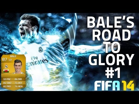 Fifa 14 Ultimate Team Next Gen - Bale's Road To Glory #1 The Messiah?!