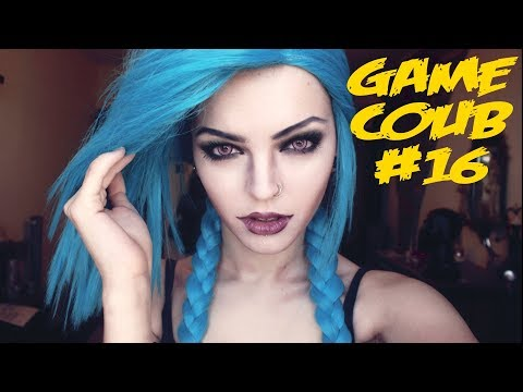 Game COUB #16 - игровые приколы / моменты / twitchru / funny fail / fails / twitch