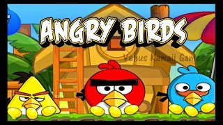 Angry Birds Online Games - Episode Angry Birds Bomber Bird Levels 1-12 - Rovio Games