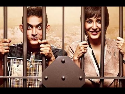 Revealed: Anushka Sharma With The Transistor For PK