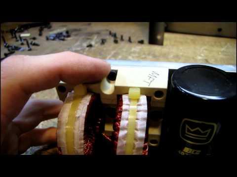 Crown K1 amplifier repair