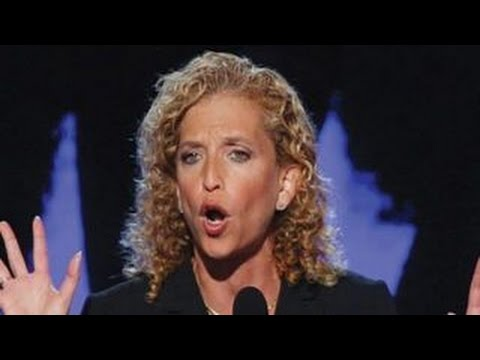 Report: Debbie Wasserman Schultz will not speak at DNC