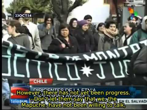 Chile: Mapuche people mobilize and demand land restitution