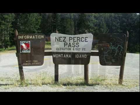 Nez Perce Pass Video