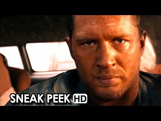 Mad Max: Fury Road Speak Peak 'Explosion' (2015) - Tom Hardy, Charlize Theron Movie HD