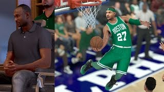 NBA 2K17 My Career - Top 5 Barbershop Talk! PS4 Pro 4K