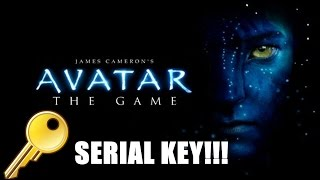 SERIAL DO JOGO AVATAR THE GAME ( CAMERON'S ) 1.58 MB
