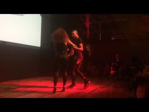 DIZC2014 Panita and Marcelo in performance ~ video by Zouk Soul