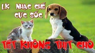 LK Nhạc Chế Tết Không Thịt Chó | Năm Mậu Tuất Là Phải Nghe Bài Này Nhe Anh Em-Hạn Chế Ăn Thịt Chó.