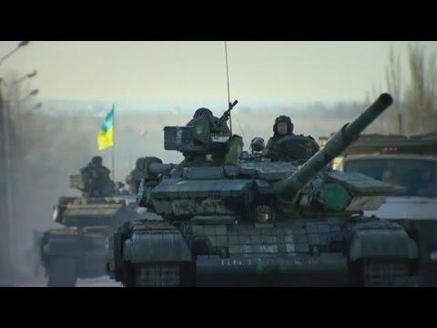 Shelling continues despite ceasefire in Ukraine