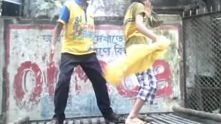 Funny dance BD small boys