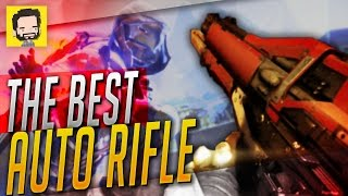 Have I Found The Best Auto Rifle? | Destiny (The Taken King)