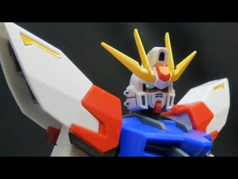 HG Build Strike Gundam (3: MS+V) Build Fighter's Sei Iori's custom plastic model review ガンプラ