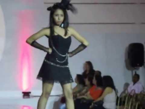 Desfile de moda, Pasarela Vnezla 1era ediciòn, colecciòn Lolita