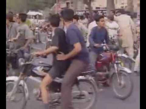 best Bike One Wheeling By Pakistani boys must see !