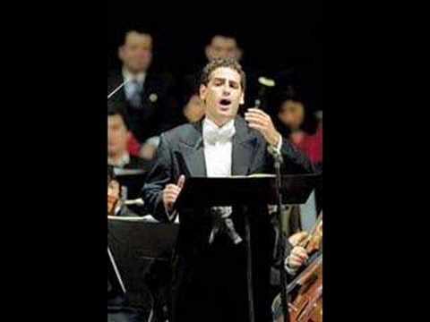 Juan Diego Florez - Amici miei
