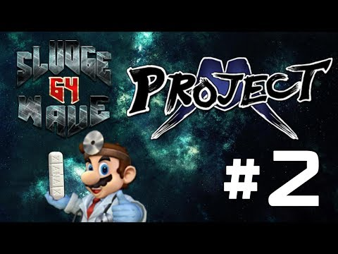 Super Smash Bros Project M: Ex Turbo Edition Ultra - Sludgewave 64 video