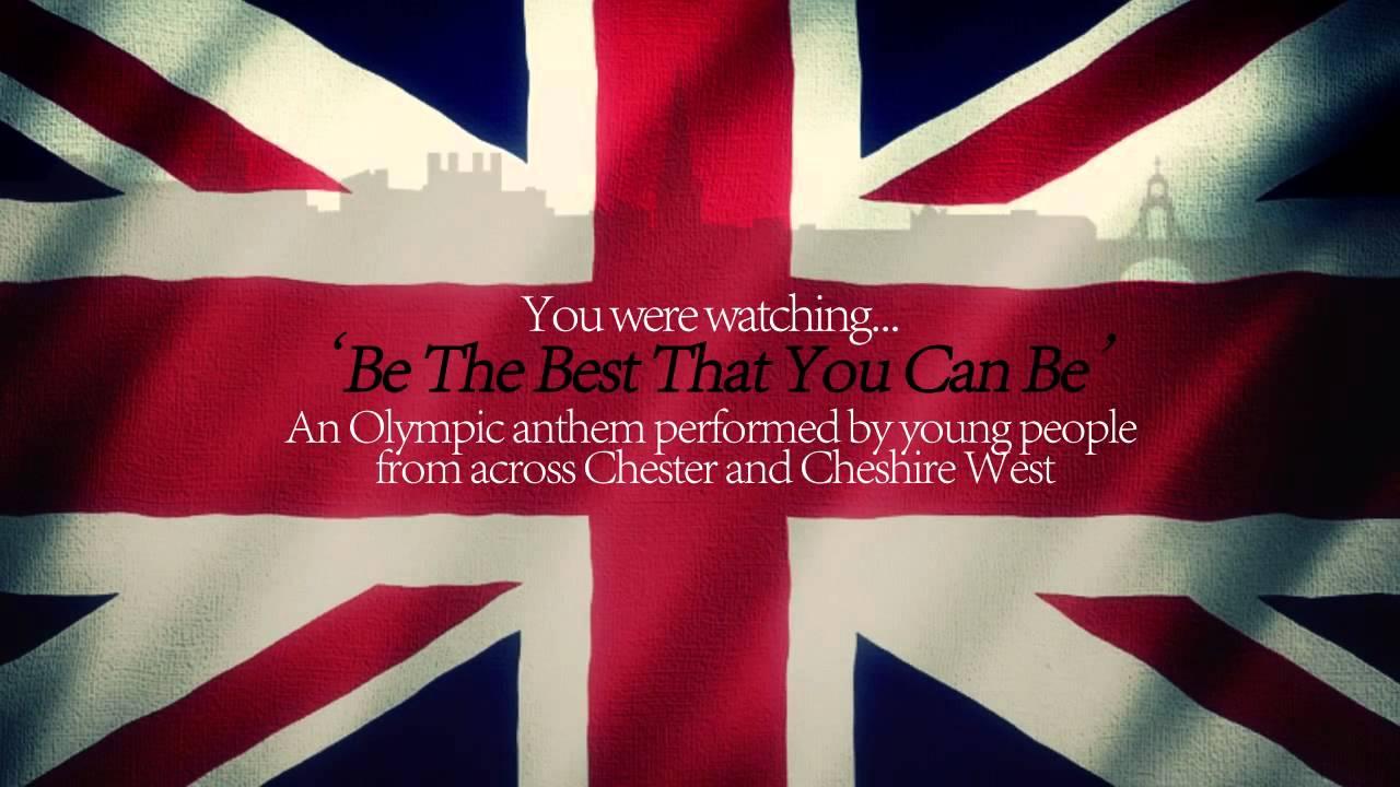 Anthem 2012 Olympics Olympic Anthem Chester 2012
