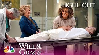 Will & Grace - Jack and Jen Meet Again (Episode Highlight)