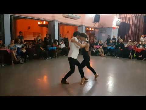 CECILIA GARCIA y SERKAN GOKCESU en Viva La Pepa! Milonga (1/3)