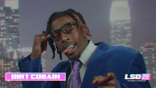 LSD25 - MEECHY DARKO ON THE LATE SHOW WITH TOMMY HAZE (A FLATBUSH ZOMBIES SPECIAL FEATURE)
