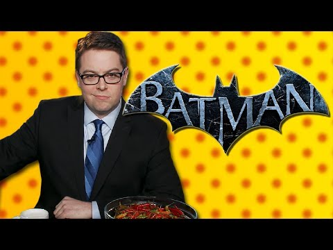 Hot Pepper Game Review feat. Greg Miller - Batman: Arkham Origins