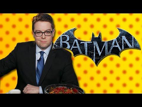 Hot Pepper Game Review feat. Greg Miller - Batman: Arkham Origins