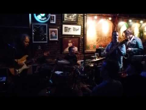 Carl Filipiak, Mike Pope, Frank Young, Paul Hannah (Live at Cat's Eye Pub)