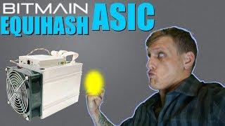 Bitmain Releases Equihash ASICS | Antminer Z9 Mini |