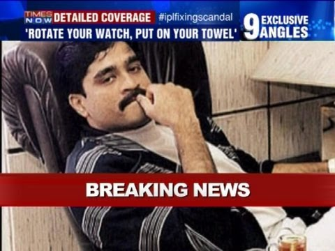 IPL spot-fixing: Dawood controls cricket?