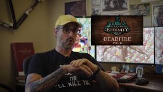 Pillars of Eternity: Definitive Edition Message From Josh Sawyer