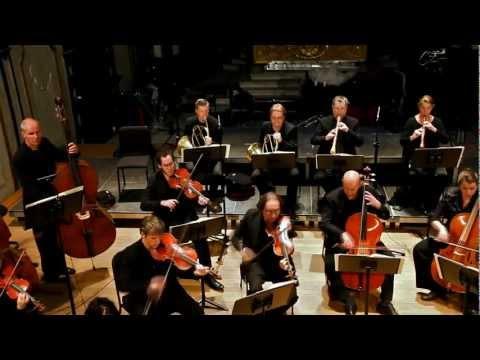 Mozart Symphony 29 1. Allegro Moderato (Le Concert d'Anvers): Video Clip